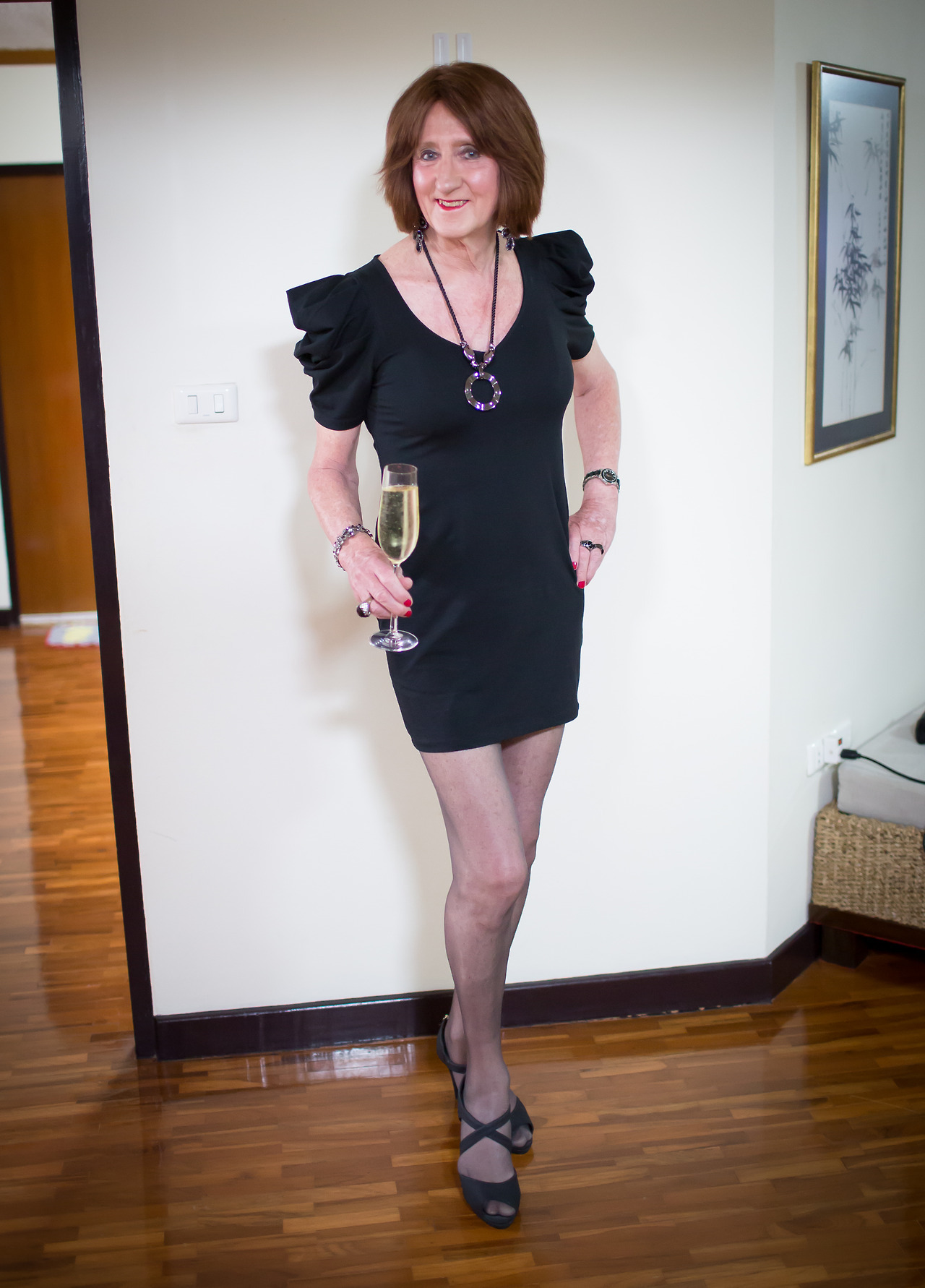 Well Dressed Crossdressers and Transgendered Women