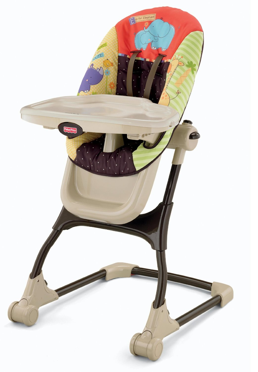 top rated high chairs folding chair zero gravity girlforgod  read this fisher price ez clean review to see