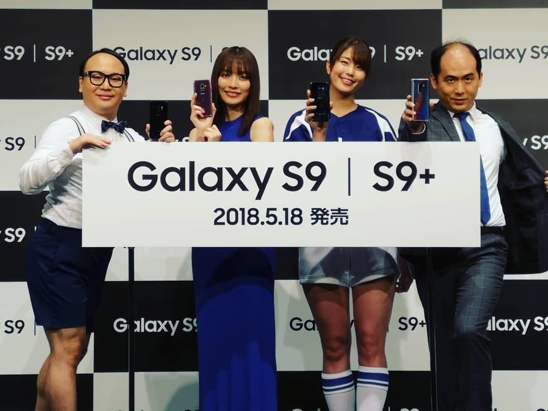 Galaxy S9/S9+の発売は明日。