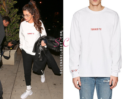 433f8195765c t-shirt – Selena Gomez