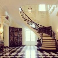 Atlanta History Center  Staircase inside Atlantas ...