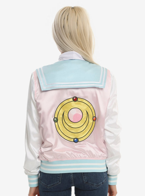 Image result for hot topic sailor moon jacket