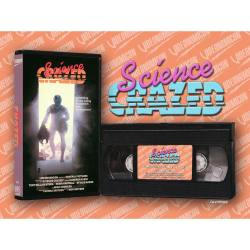 VNR0006: Science Crazed (1989) Limited Edition #VHS now on sale!Get yours today at http://store.videonomicon.com today! #Videonomicon #VHSCU