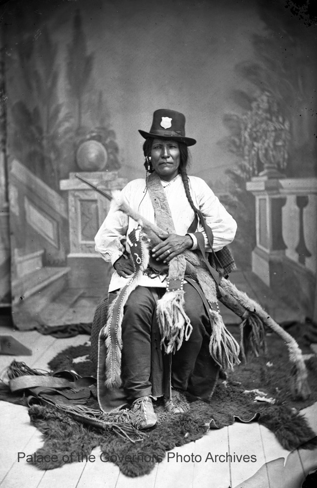 PALACE OF THE GOVERNORS PHOTO ARCHIVES  Mescalero Apache