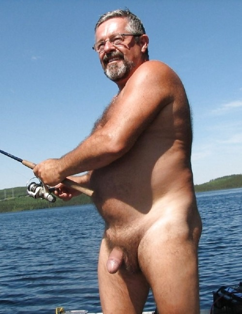hotdadsbigcocks:Fisherman's Pearl