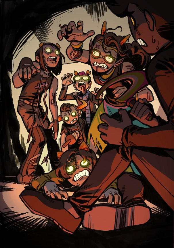 xamag-homestuck: it's The Day, and incidentall… – Undead