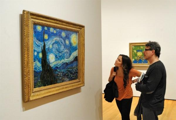 Stars Makes Dream . Museum Of Modern Art