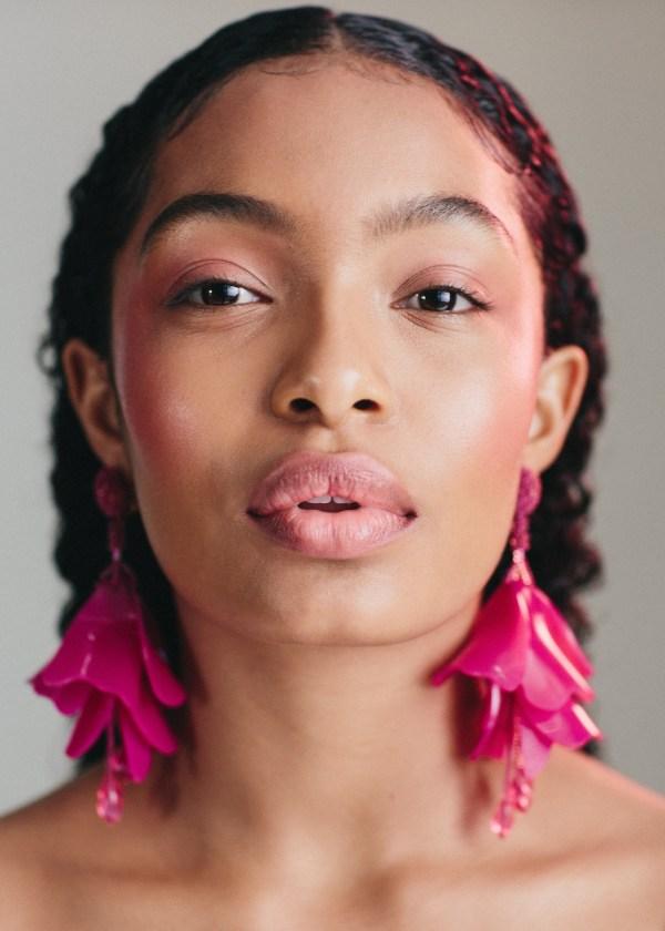 Yara Shahidi Makeup
