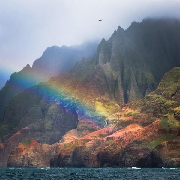 Na Pali Coast Hawaii Kauai