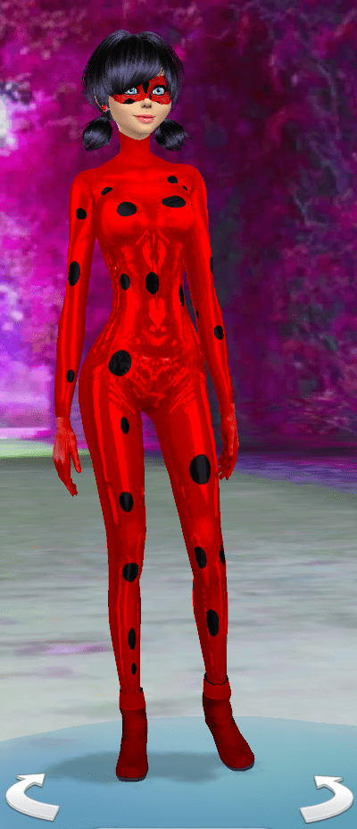 Scales And Feathers Miraculous Ladybug Cc