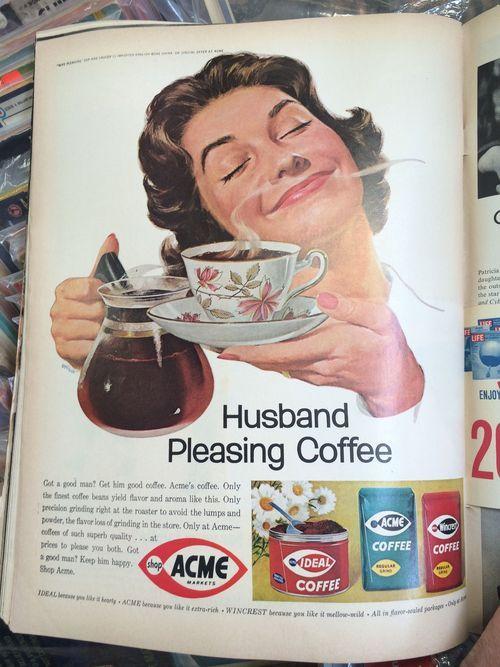 Resultado de imagen para sexist advertising 1960s