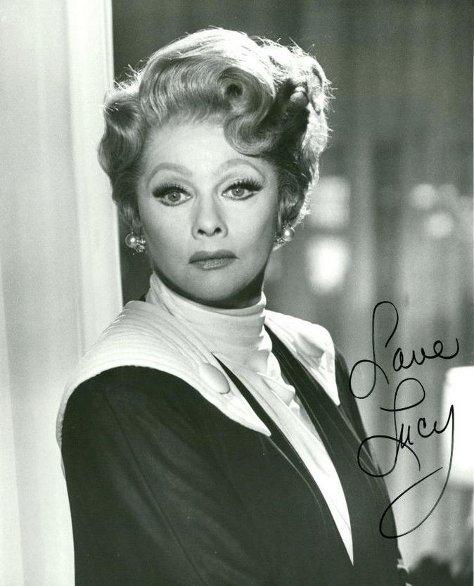 Lucille Ball, Mame, 1974  – Opera