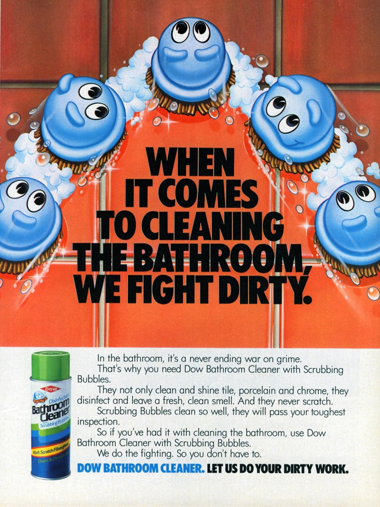 80s Print Ad Spaz