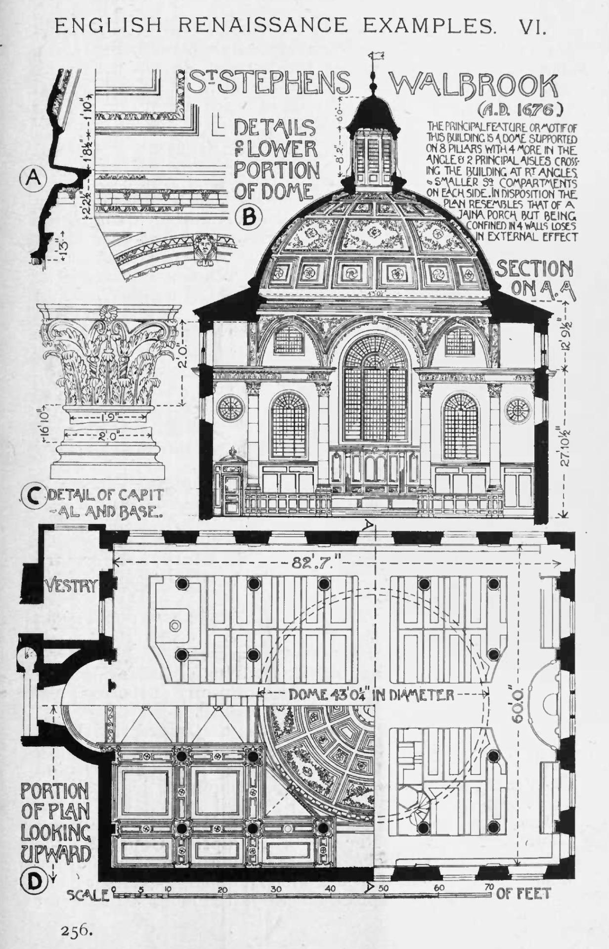Best Kitchen Gallery: European Architecture English Renaissance Church Ex Les A of English Renaissance Architecture on rachelxblog.com