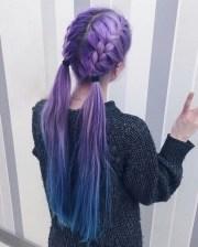 scene girls hair