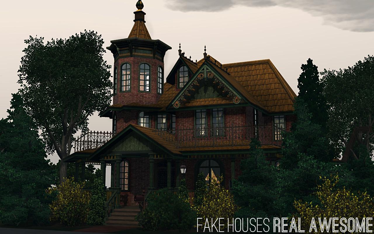 Fake Houses