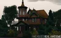 Fake Houses   Real Awesome