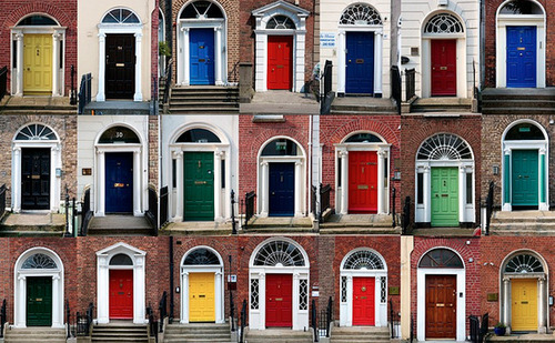 Orange Brick House 5 Most Welcoming Colors To Paint Your Front Door