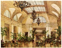 Biltmore Palm Court Hotel New York