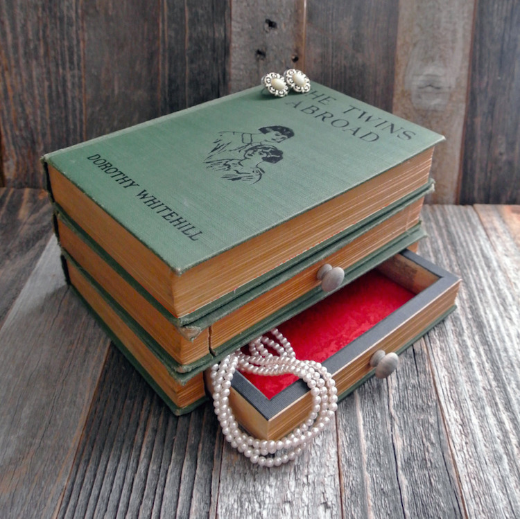 Culture N Lifestyle CNL Charming Antique Books Are