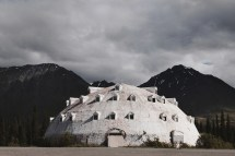 Modern Error Igloo City Abandoned Hotel In Alaska