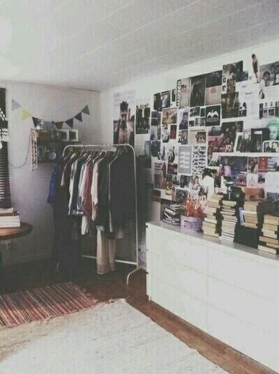 grunge room ideas
