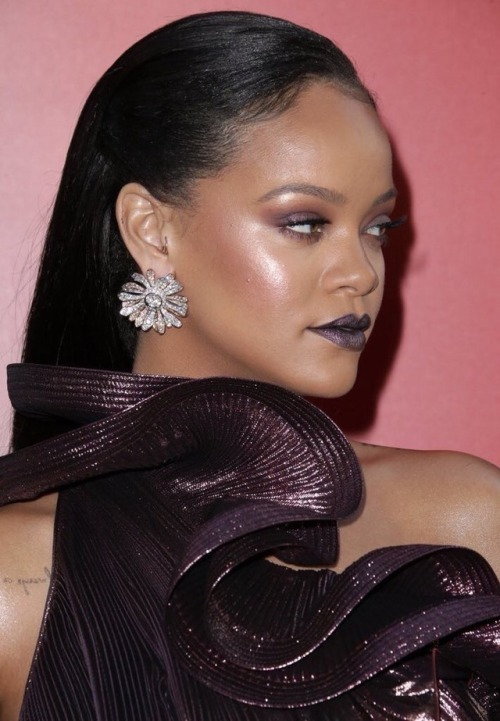 Rihanna at ocean premiere