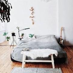 Bohemian Living Room Style Ideas Brown Leather Sofa Minimalist Modern Decor   Tumblr