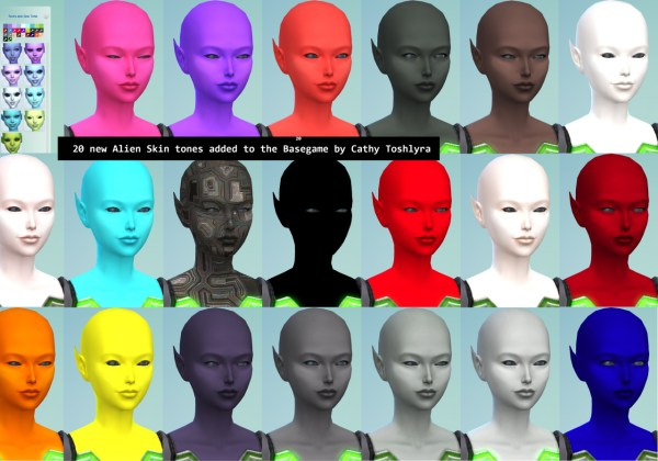 Alien Skin Sims 4 Mods - Year of Clean Water