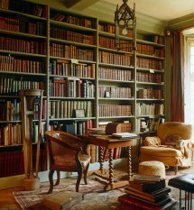 Booklover Gatsbywise Wonderful Library