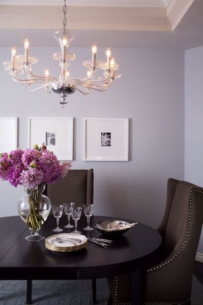 lilac room decor