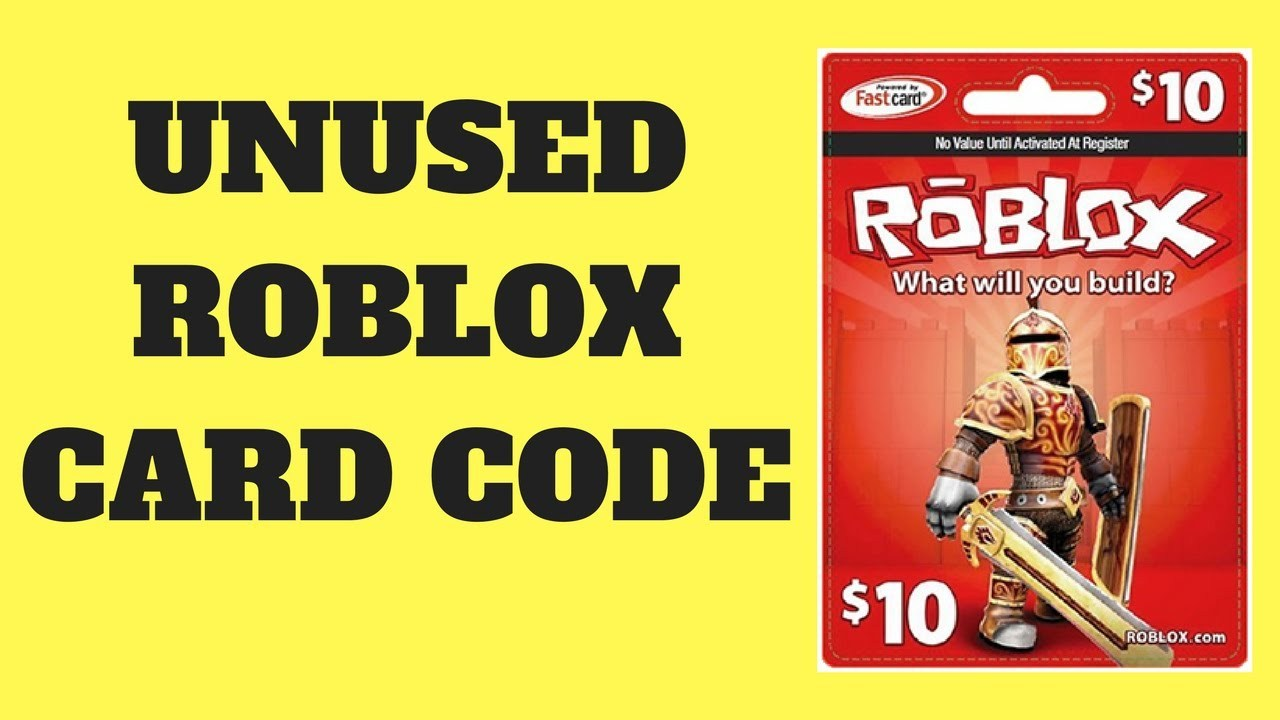 Free Roblox Gift Card Codes Not Used Gift Ftempo