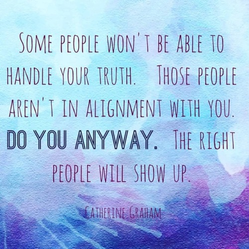 Own your truth and your magic. Those that matter will support this in you. #doyourmagic #speakyourtruth #alignment #universaltruth #positivevibes