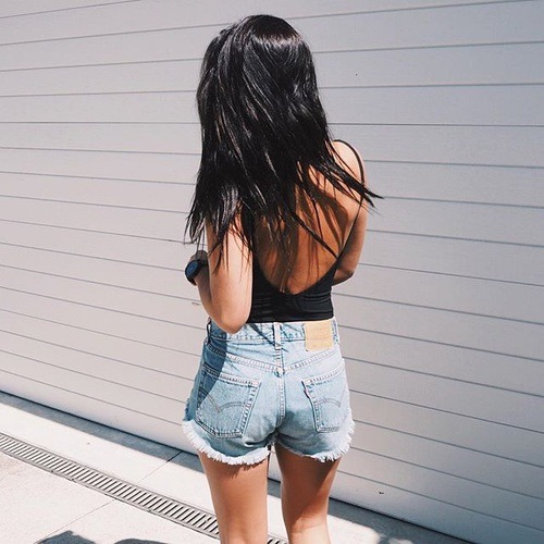 $15.72 Get her denim shorts »here« !