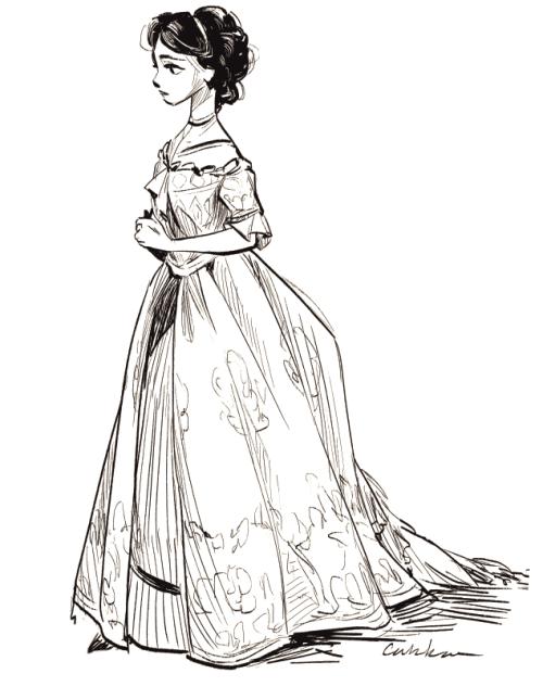 1890s fashion on Tumblr