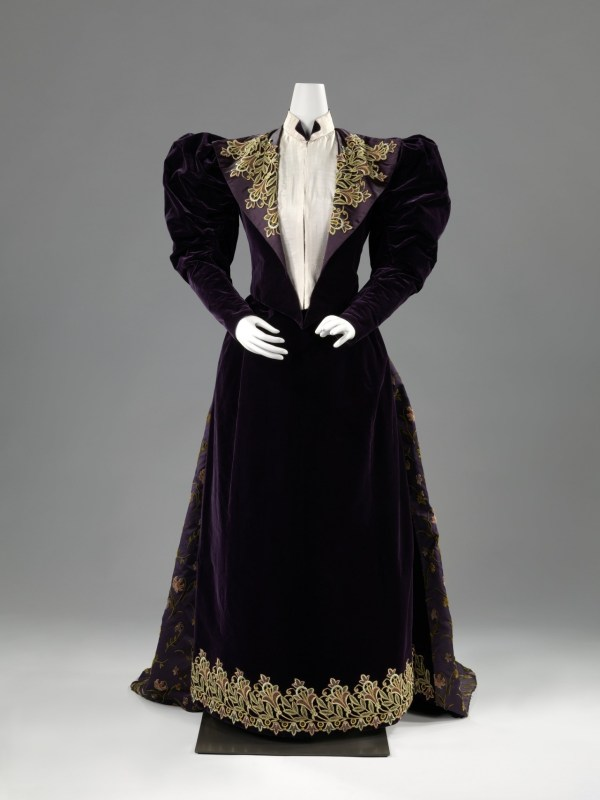 Fashion And Costume History Exploration Art