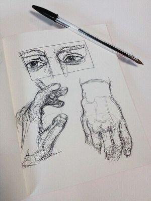 Simple Drawings Grunge 2