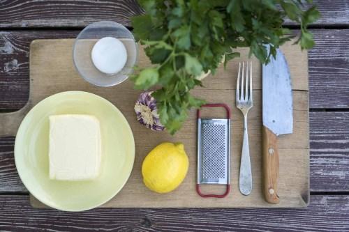 How to make Lemon-Garlic-Parsley-Butter