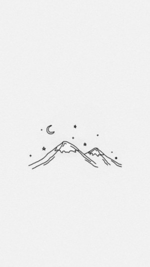 drawings easy aesthetic simple drawing wallpapers grunge sketches lockscreen step artsy planet clipart quotes reblog journal