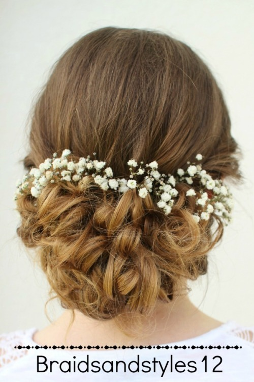 30 Tumblr Prom Hairstyles And Makeup Hairstyles Ideas Walk The
