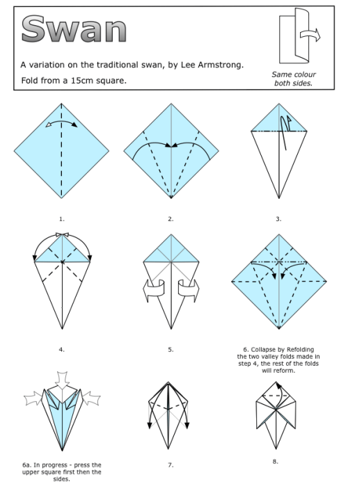 origami wolf instructions diagram how to wire a generator transfer switch   tumblr