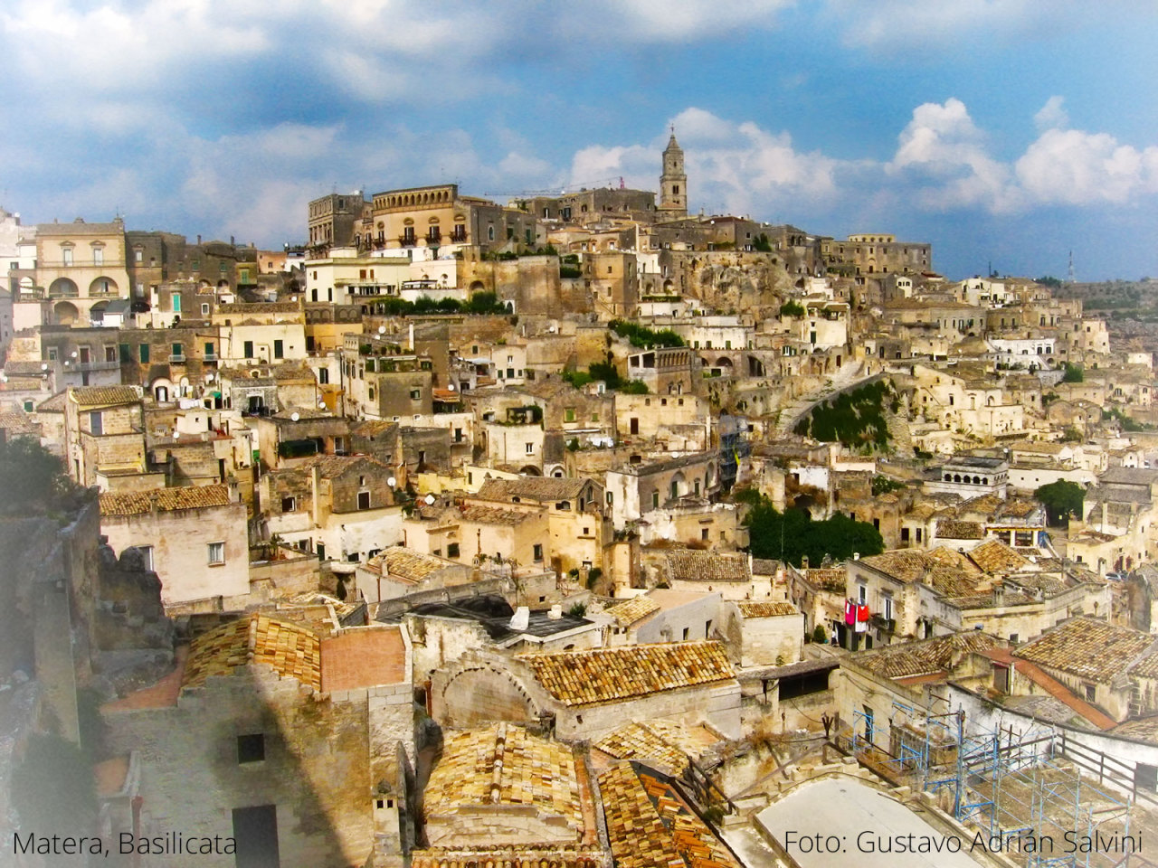 I Sassi di Matera, Basilicata