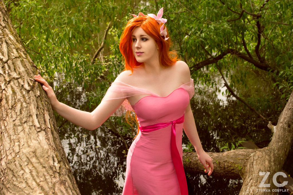 Giselle from Enchanted by ZyunkaMukhina  Check out http://hotcosplaychicks.tumblr.com for more awesome cosplaySponsored: Get $3 off a GeekFuel monthly box on us! http://hotcosplaychicks.tumblr.com/geekfuel