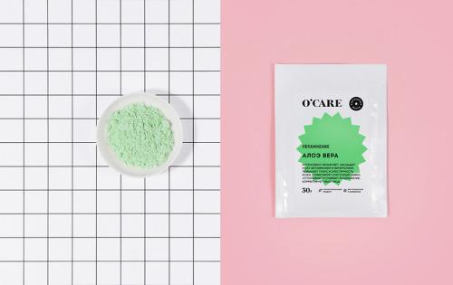"tumblr_pdbofesqor1r5vojso9_500 Identity & Packaging for O'Care by Nika Levitskaya""Naming,... Design"