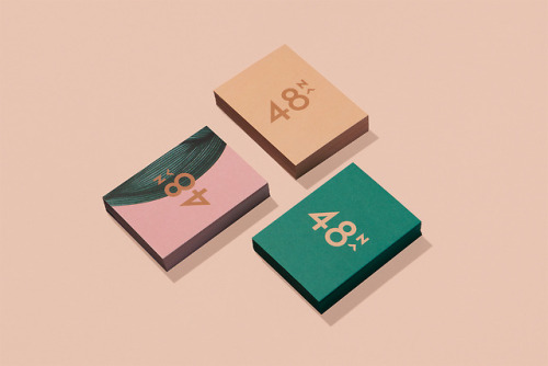 "tumblr_pdbh6xsGPp1r5vojso2_500 Brand identity for 48North by Blok Design""48North, a bold female... Design"