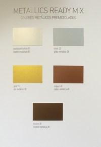 Benjamin Moore Metallic Paint Color Chart