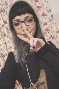 grey ombre hair | Tumblr