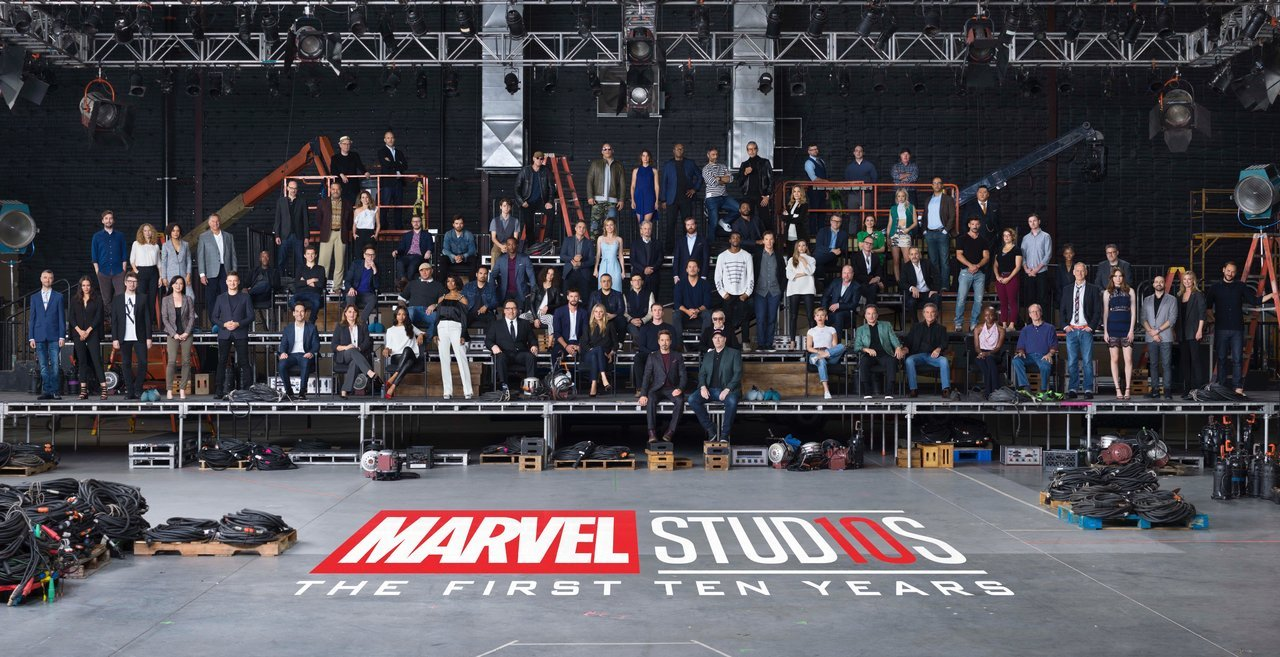 Tatalla: Marvel MCU Group Photo.Best Definitiu2026