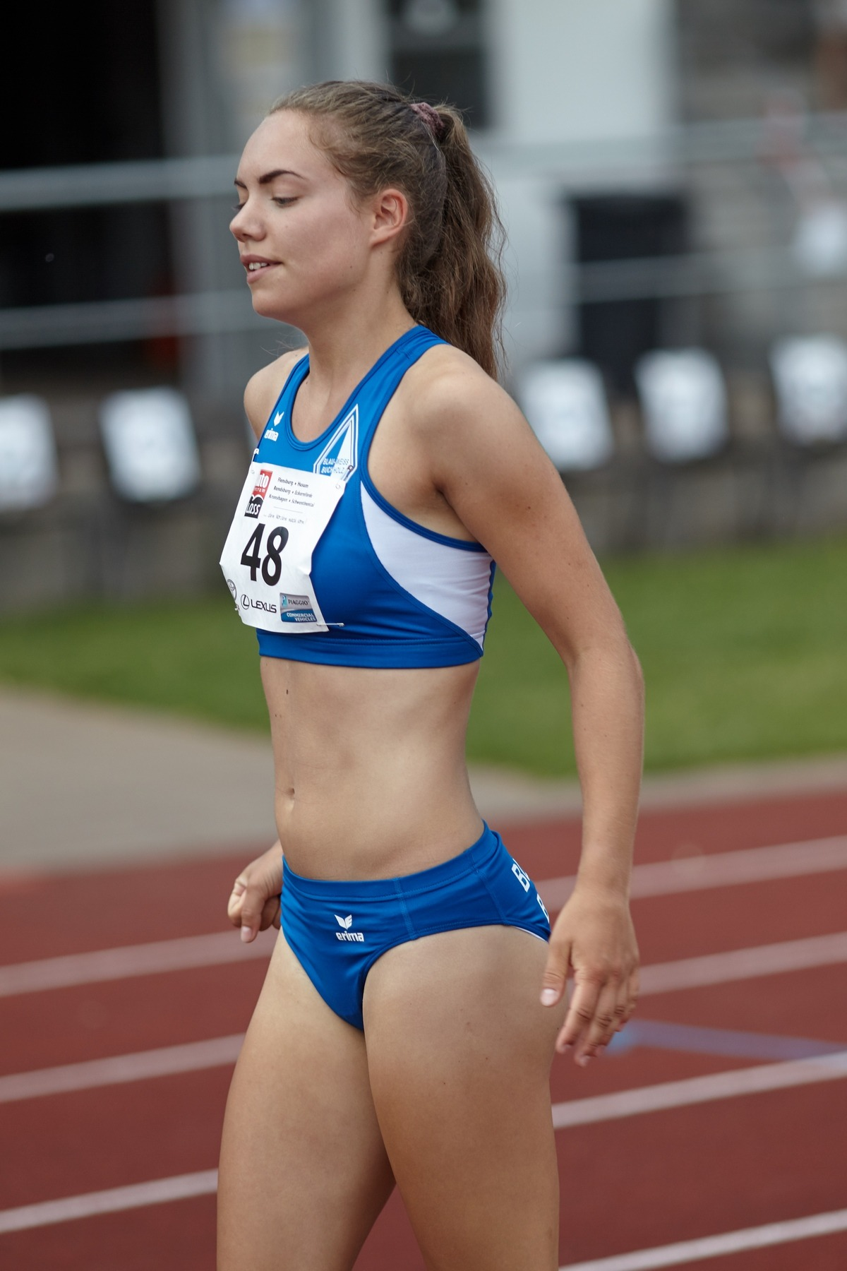 Nude Female Track And Field  Hot Girl Hd Wallpaper-6891
