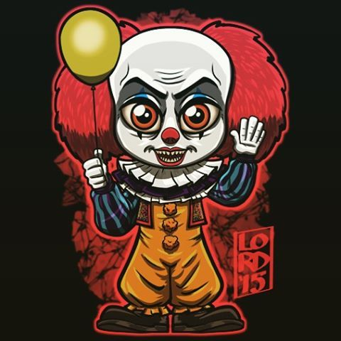 Lord Mesa Art  watsoncroft lordmesaart Pennywise the